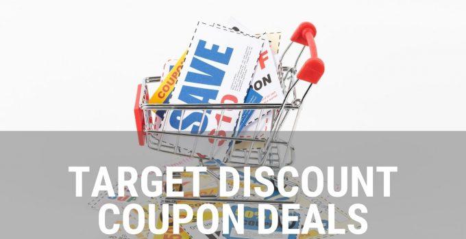 Target Discount Coupon Deals