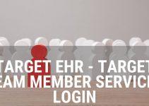 Target EHR – Target Schedule Employee Login